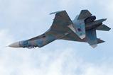 Su-27 Flanker Black 63 in Radom 2009